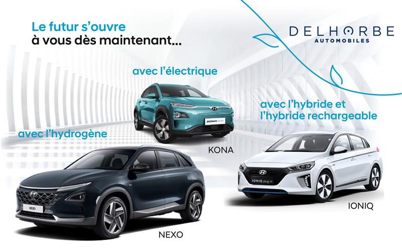 Visuel emailing voeux Hyundai Reims
