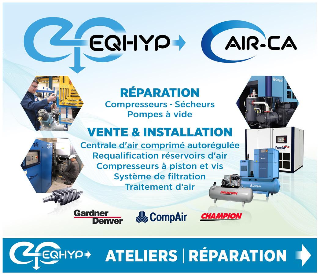 Affichage permanent Eqhyp ateliers