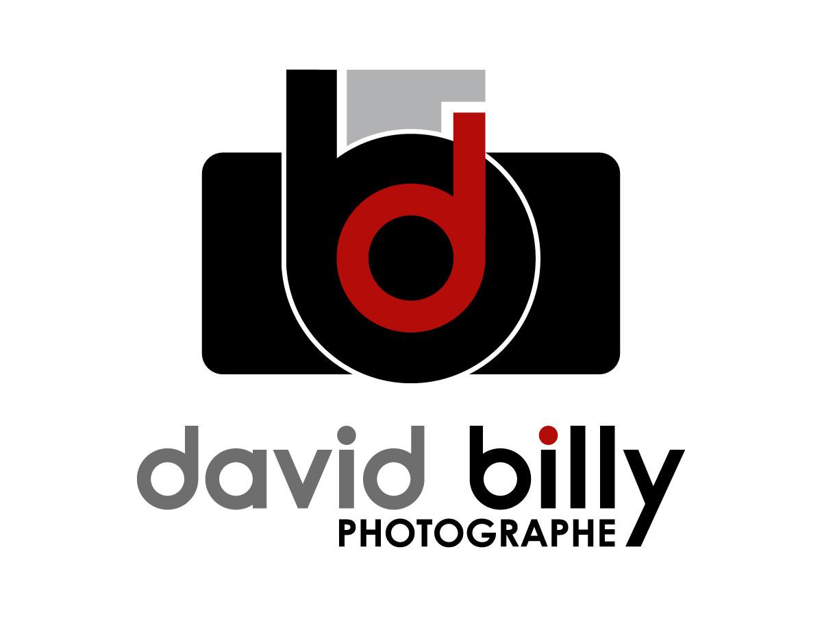 Création du logo du Photographe David Billy