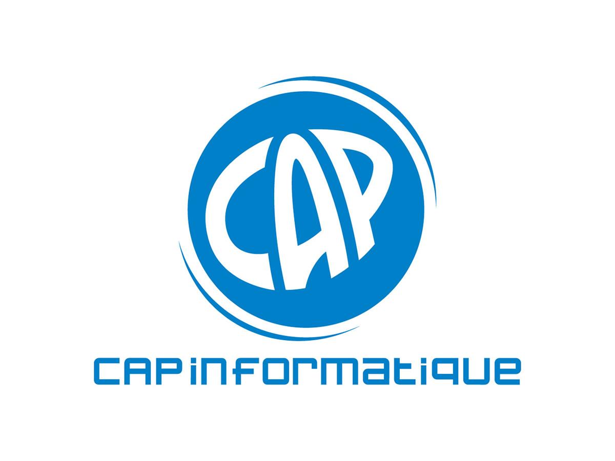 Création du logo de CAP informatique