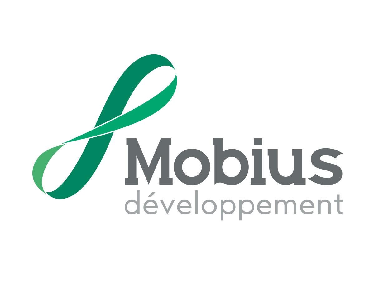 Création du logo Mobius Développement