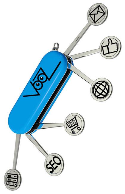 Webmaster vOOz.fr couteau suisse